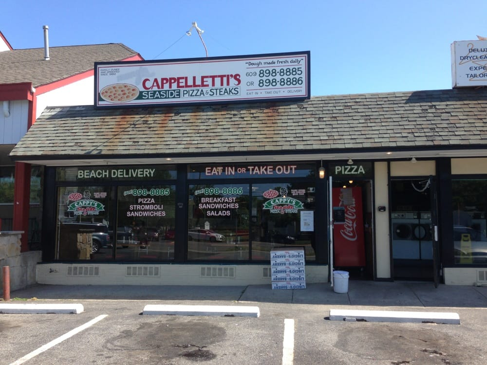 Italian Restaurants Near Cape May Nj
