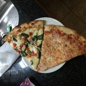 Photo Of Antonios Italian Pizza Kitchen   Greensboro, NC, United States. A  Slice