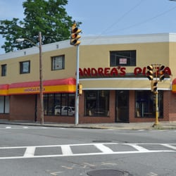 Photo Of Andrea S Pizza Winchester Ma United States This Was Taken