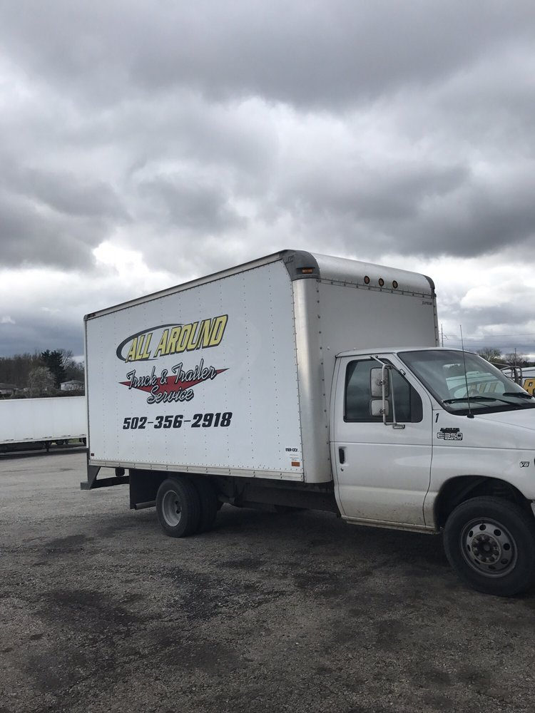 All Around Truck & Trailer Service: 1673 W Hebron Ln, Shepherdsville, KY