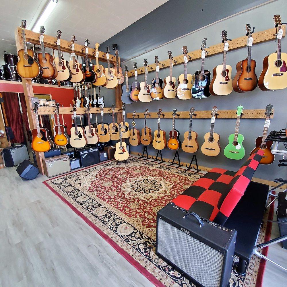 Georgetown Music Store: 232 SW 153rd Burien, Burien, WA