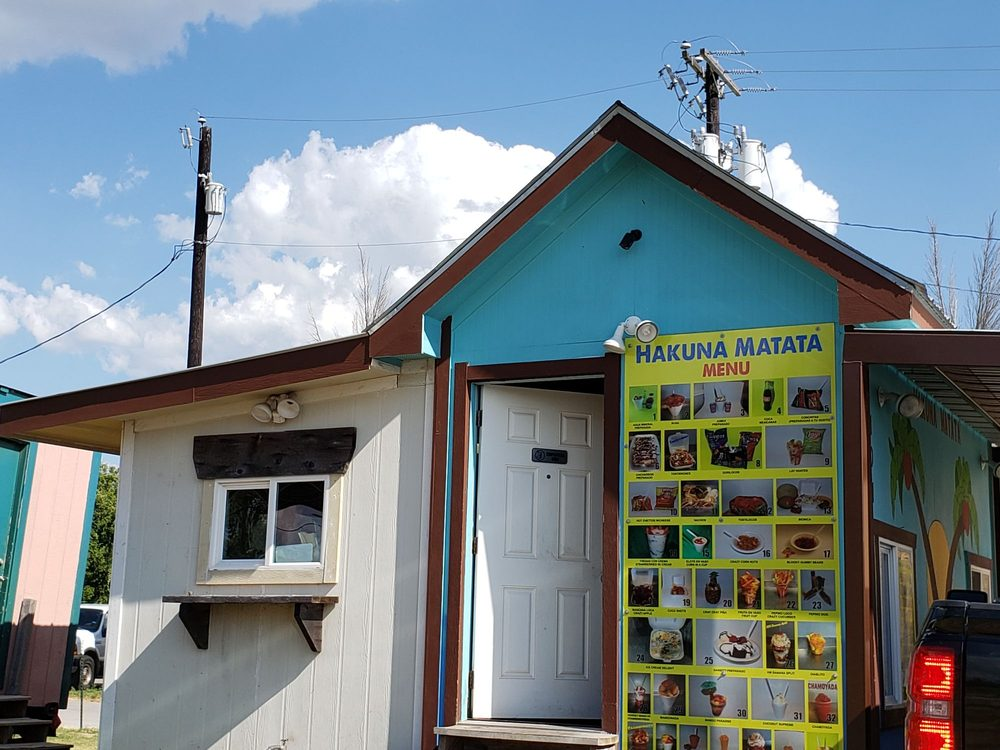 Hakuna Matata: 101 S Main St, Elgin, TX