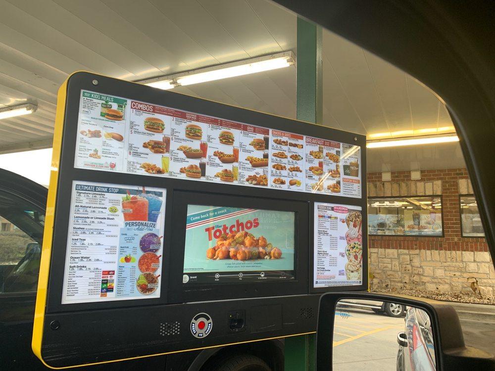 Sonic Drive-In: 328 N Fifth St, Hartsville, SC