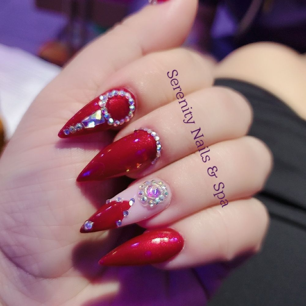 Serenity Nails & Spa: 2794 Gulf To Bay Blvd, Clearwater, FL