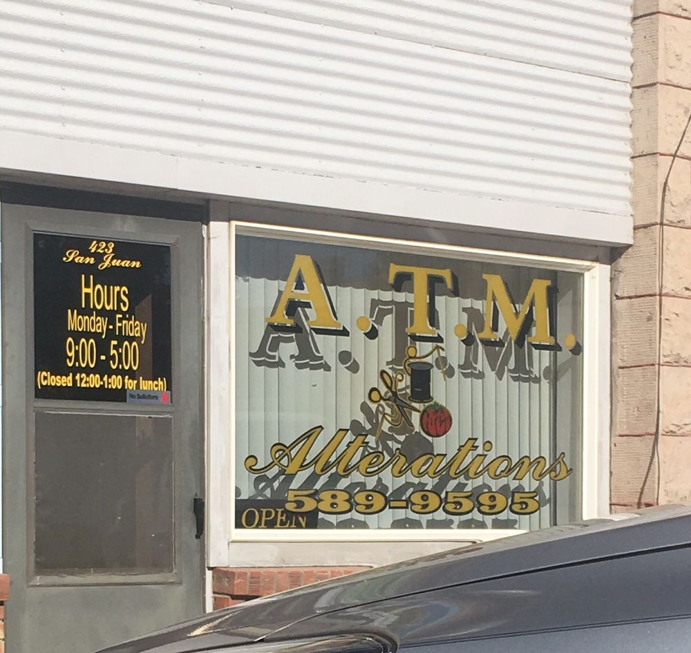 Atm Alteration Shop: 613 4th St, Alamosa, CO