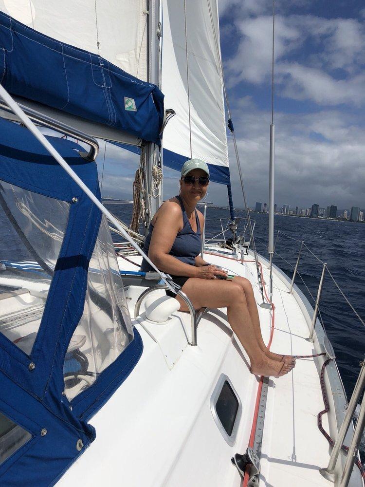 Sail Blue Hawaii