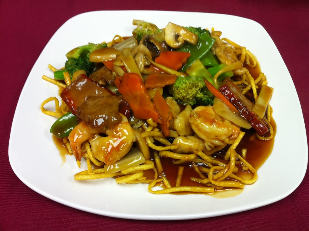 Dragon And Phoenix Chinese Food Recipe