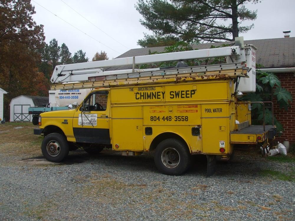 Brickmasons Chimney Sweep Chimney Sweeps 21292