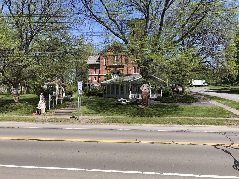 Village Soft Serve: 8437 N Main St, Lodi, NY