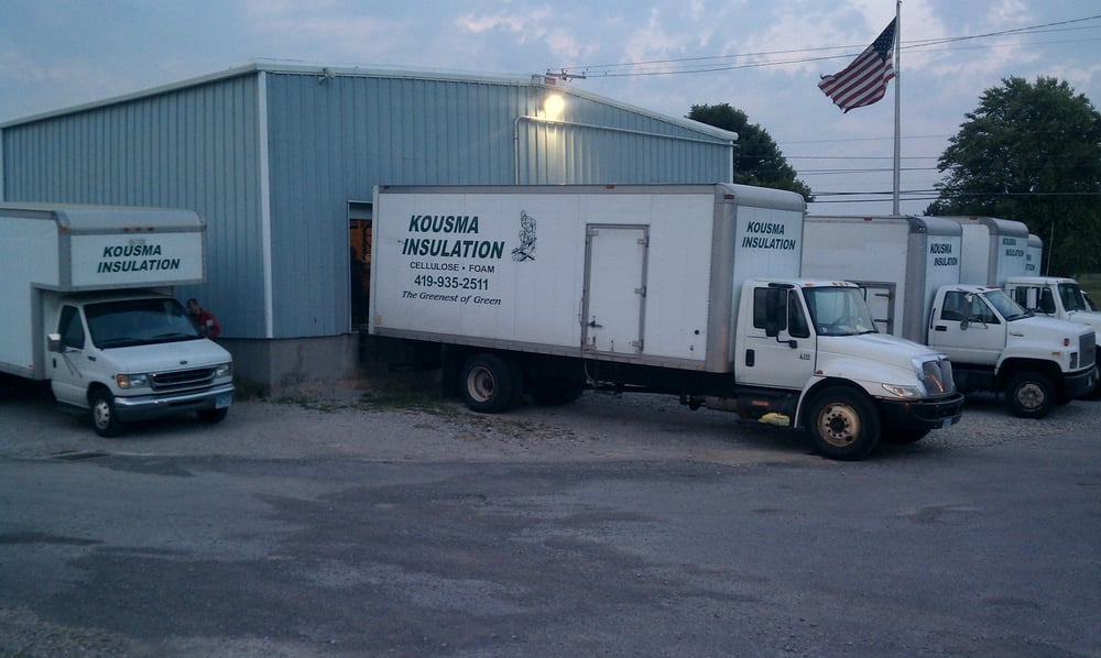 Kousma Insulation: Willard, OH