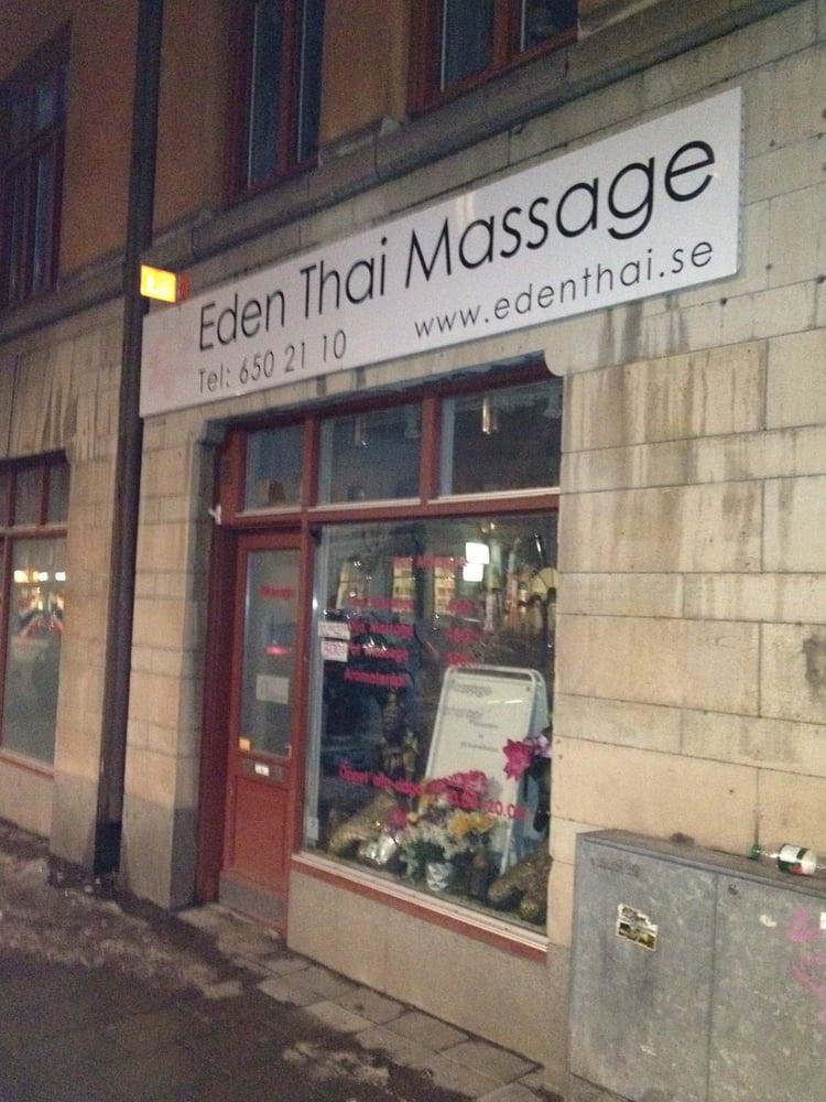 thai stockholm massage värnamo