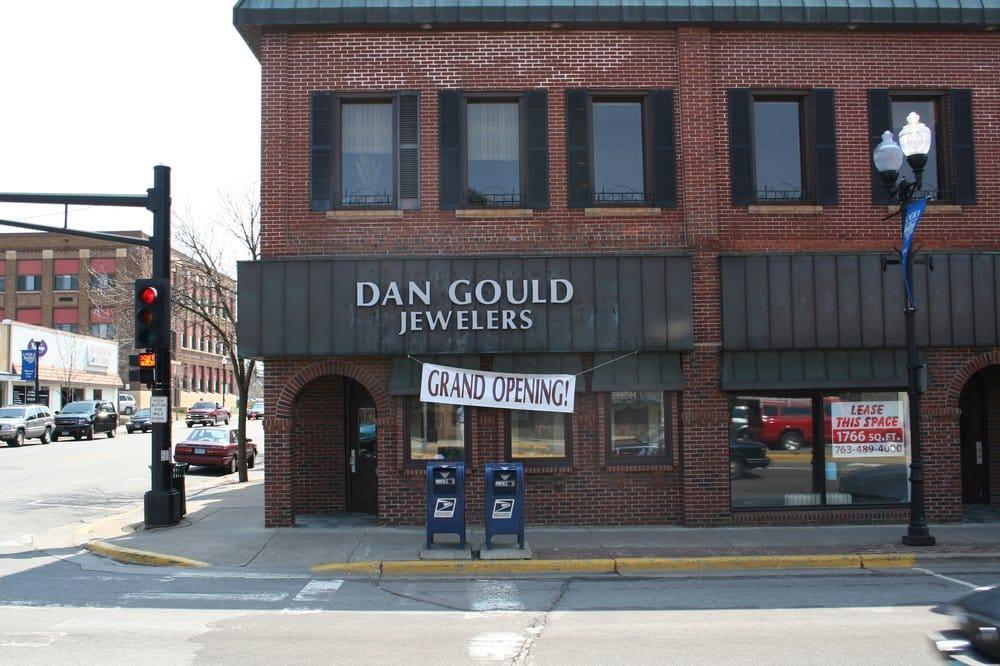 Dan Gould Jewelers: 120 E Main St, Anoka, MN