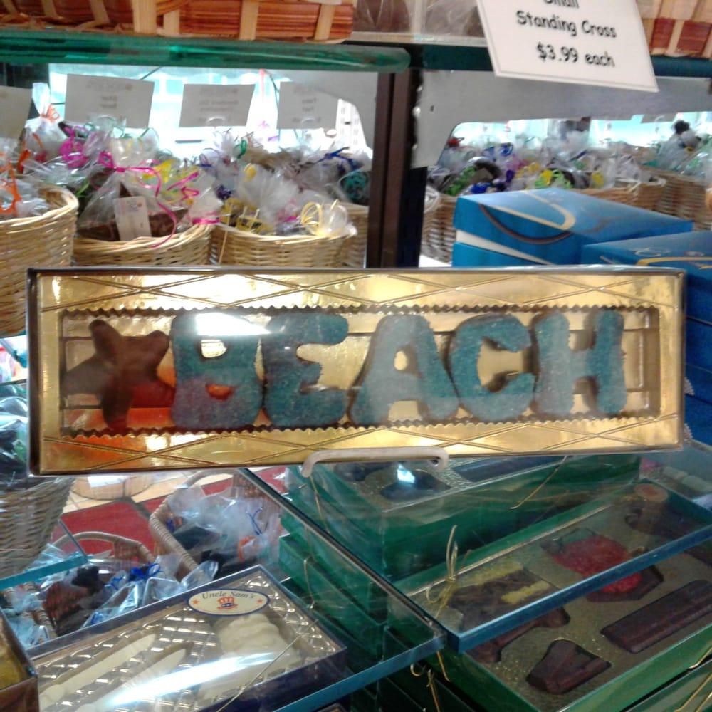 Uncle Sam's Candy: 2571 Albany St, Schenectady, NY