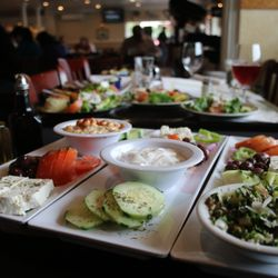 Zorbas Greek Restaurant Buffet