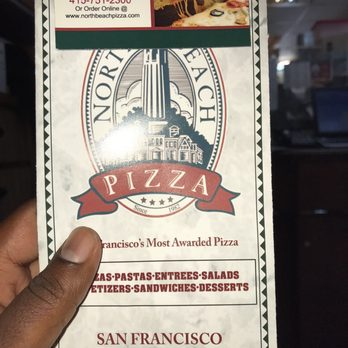 Best Pizza Delivery North Beach San Francisco