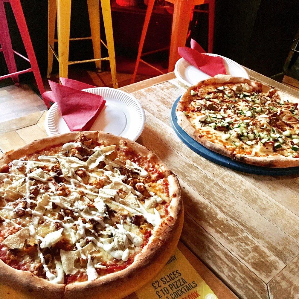 Crazy Pedro's Part-Time Pizza Parlour