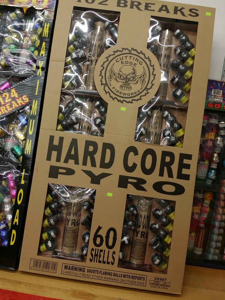 Hale Fireworks: 20021 E State Hwy N, Eagleville, MO