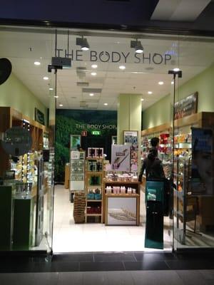 the body shop kista