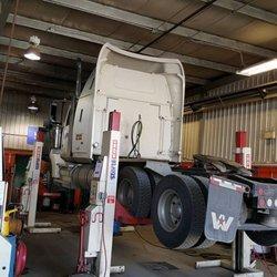 Diesel Truck Repair Edmonton