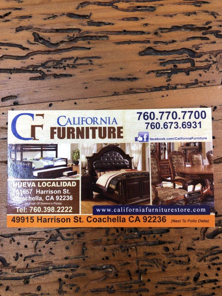 California Furniture: 51657 Harrison St, Coachella, CA
