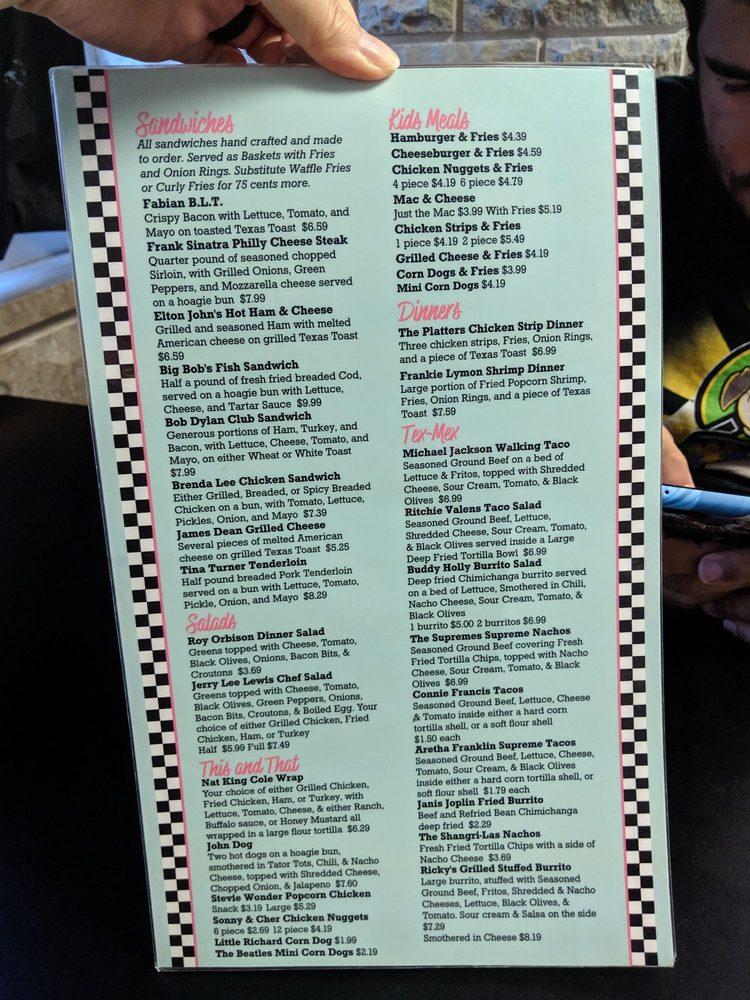 Big Bopper & More: 520 Main St, Wellsville, KS