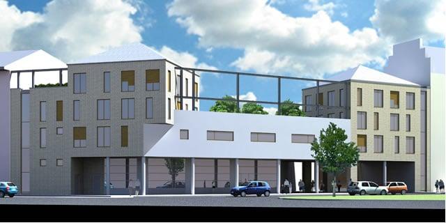 hoff klinck architekt m hlsweg 38 kiel schleswig. Black Bedroom Furniture Sets. Home Design Ideas