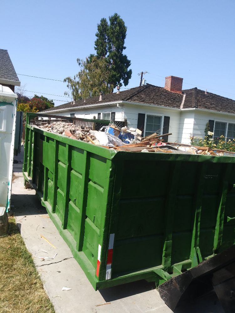 Bay Area Recycling and Dumpster Services: San Jose, CA