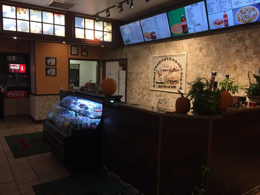Antigoni's Pizza: 23 Bangor St, Augusta, ME