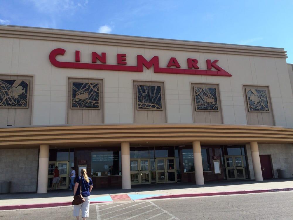 Cinemark: 8401 Gateway W, El Paso, TX