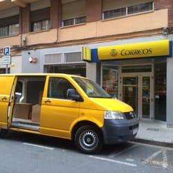 Correos oficinas de correos calle general barroso 19 for Oficina de correos valencia