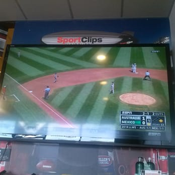 The Sport Clips in Austin TX are like no other place you've ever gotten your hair cut. There are sports and TVs everywhere - playing sports of course. And the Austin TX Sport Clips' guy-smart stylists know how to give you the cut you want and the cut you need.