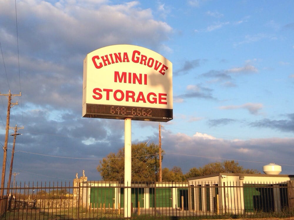 China Grove Mini Storage: 6755 US Hwy 87 E, San Antonio, TX
