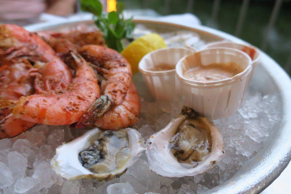Bridge Restaurant and Raw Bar: 37 Main St, Westerly, RI
