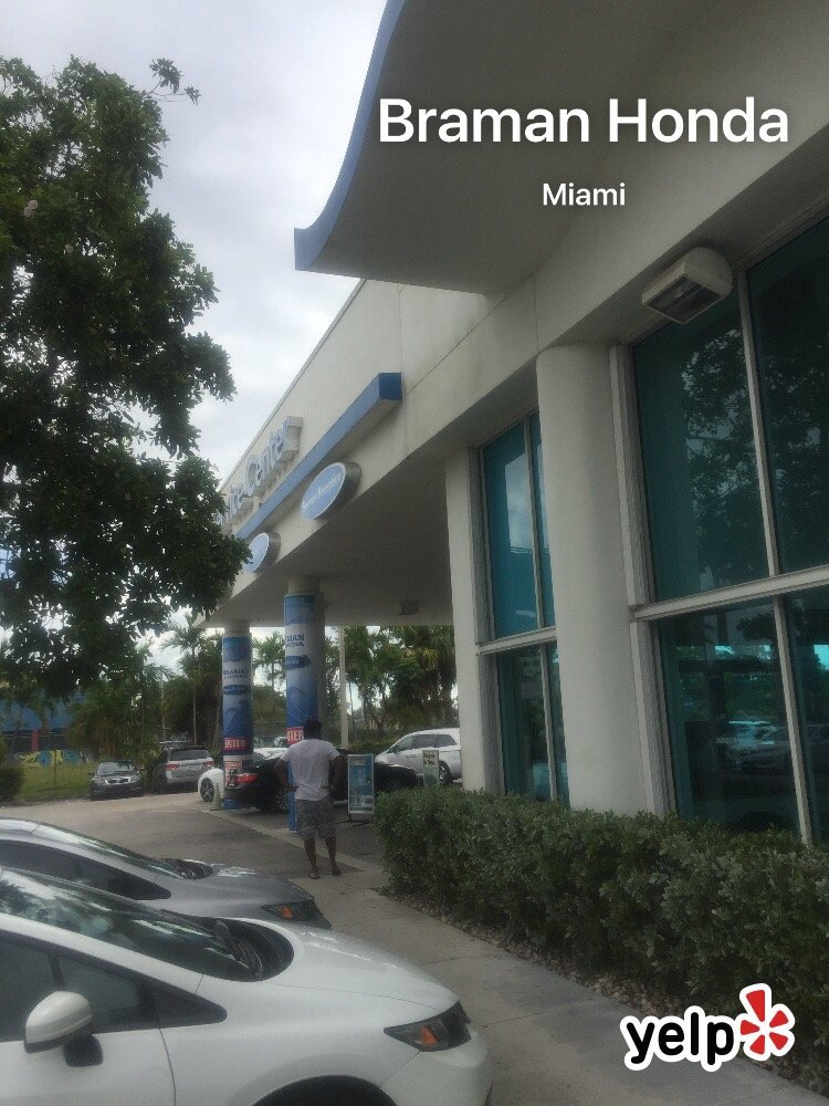 Braman Honda   51 Photos U0026 84 Reviews   Auto Parts U0026 Supplies   7000 Coral  Way, Miami, FL   Phone Number   Yelp