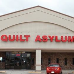 Quilt Asylum - CLOSED - Fabric Stores - 153 S Central Expy ... : quilt shops mckinney tx - Adamdwight.com