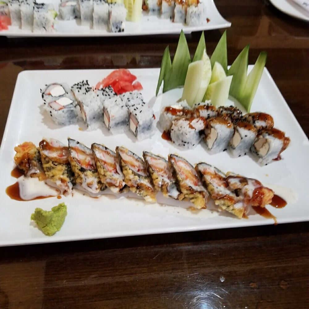 Oishi Sushi: 950 Blanding Blvd, Orange Park, FL
