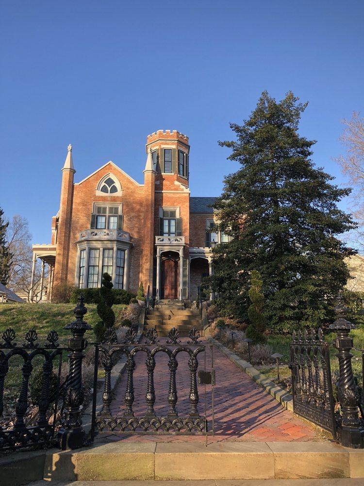 The Castle: 418 4th St, Marietta, OH