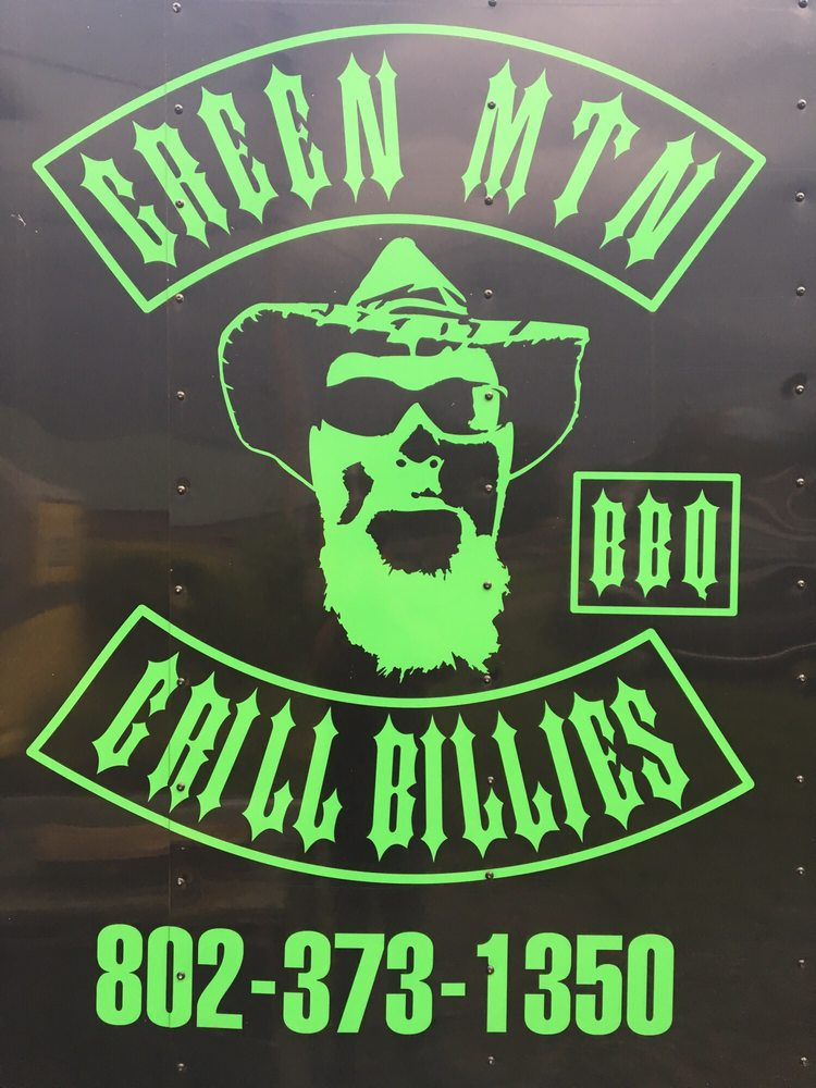 Green Mtn Grillbillies BBQ and Catering: 185 Church St, Cambridge, VT