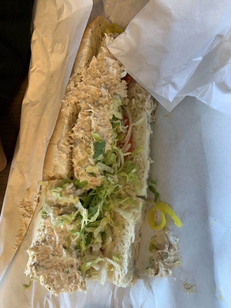 Food from Jean's Super Subs