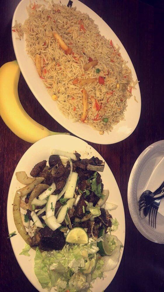 African Paradise Restaurant