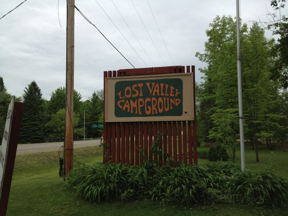 Lost Valley Campgrounds: 3700 Sage Lake Rd, Lupton, MI
