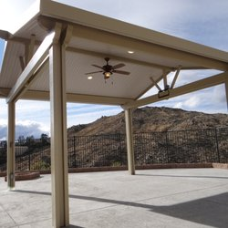 Mission Patio Cover