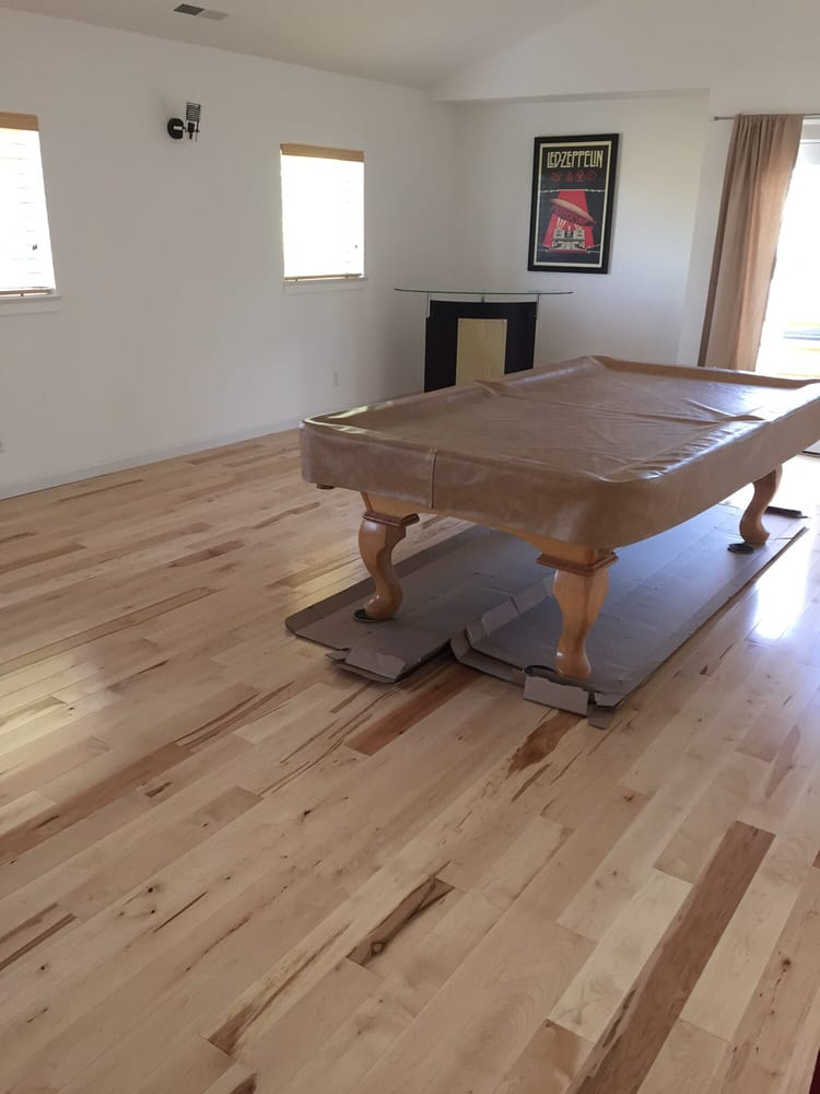 Teak & Hardwood Floors