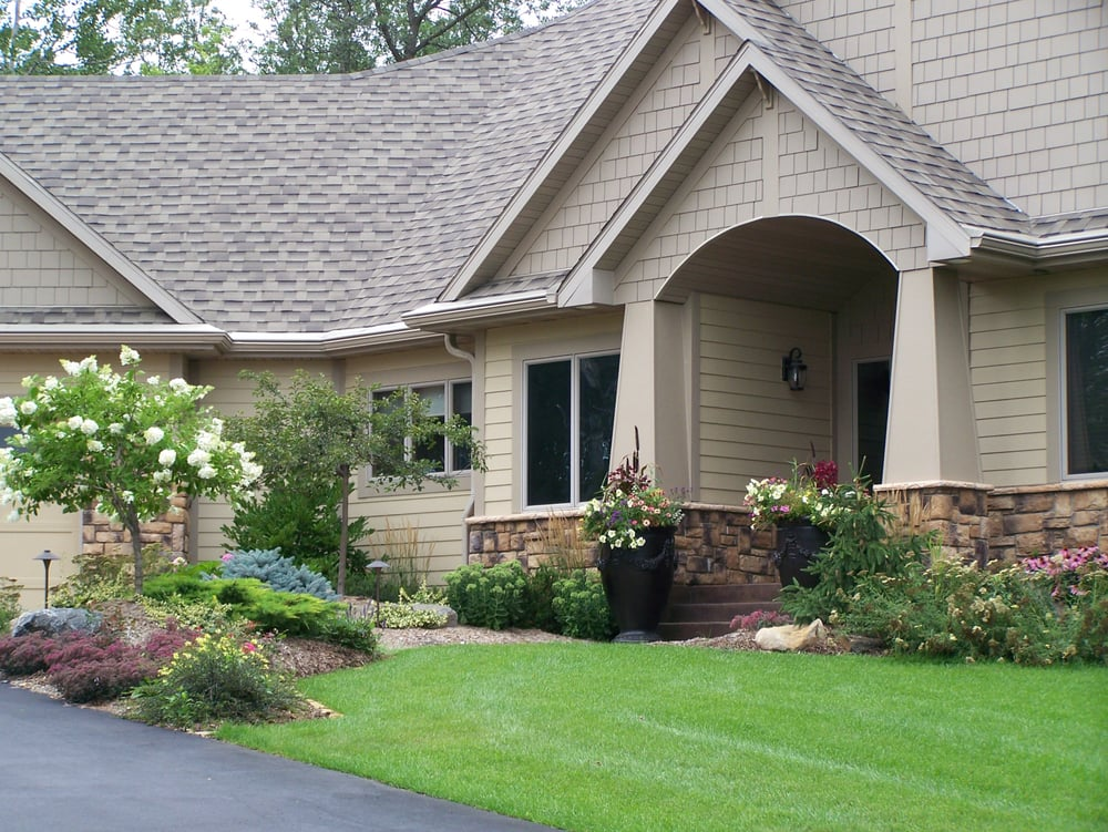 Beautiful Front Yard Landscapes Increase Value And Curb Appeal. - Yelp
