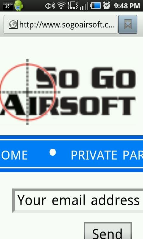 So Go Airsoft: 3801 N 20th St, Ozark, MO