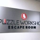Puzzle Workshop Escape Room 122 Photos Amp 287 Reviews