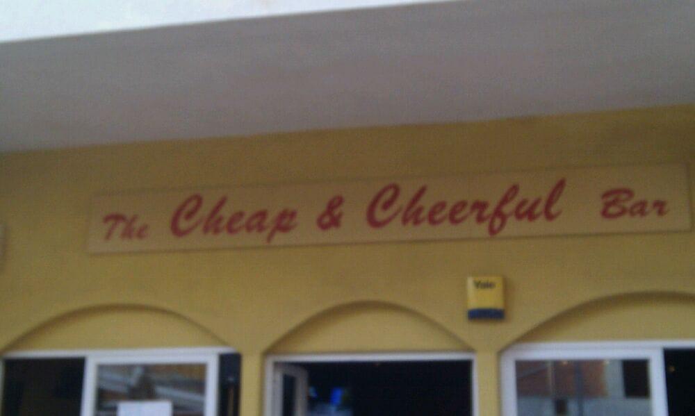 Cheap And Cheerful: Calle Jaen 8-9, Benidorm, A