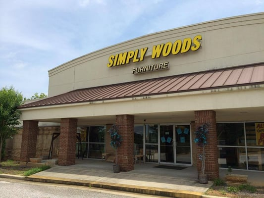 Photo Of Simply Woods Furniture   Opelika, AL, United States. Simply Woods  Storefront
