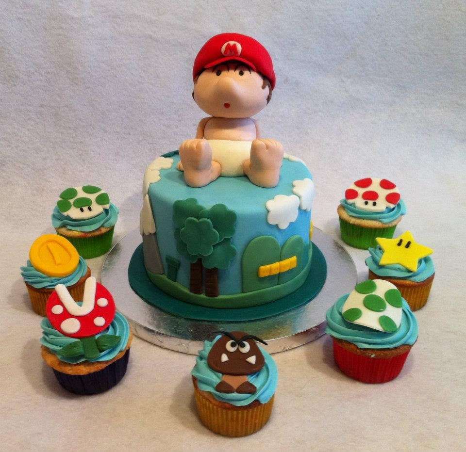 January 2012 Made For Super Mario Themed Baby Shower Yelp