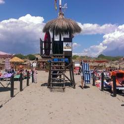 Cancello 8 - Beaches - Via Litoranea Km 7,500, Lido di Ostia, Roma ...